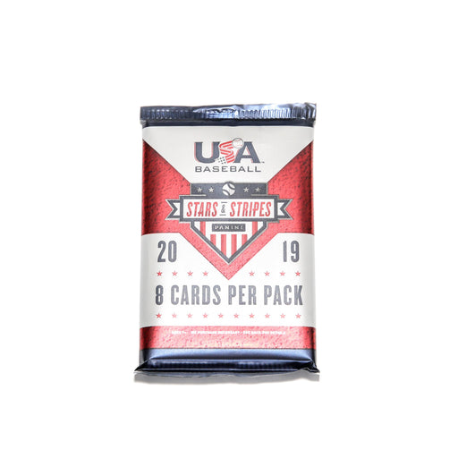 2019 Panini USA Stars & Stripes Baseball Hobby Pack-Cherry Collectables