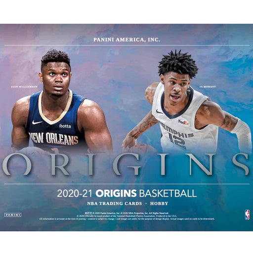 20-21 Origins 2-Box Break #2872 - Random Team - Apr 16 (5pm)-Cherry Collectables