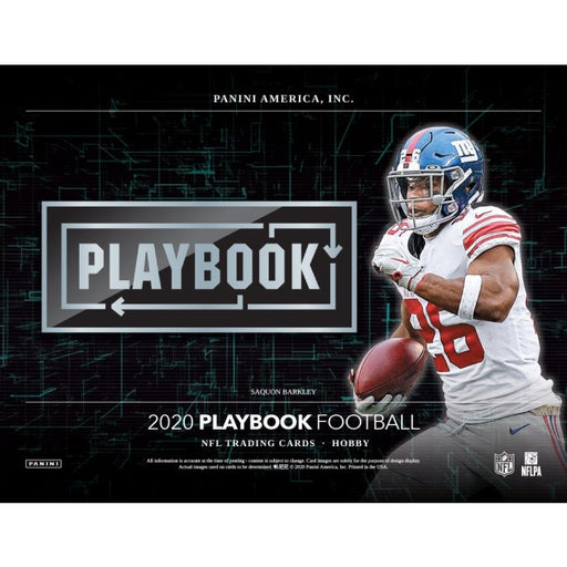 2020 Playbook + Obsidian NFL 2-Box Break #2013 (WIN CHARGERS) - Team Based - Jan 25 (5pm)-Cherry Collectables