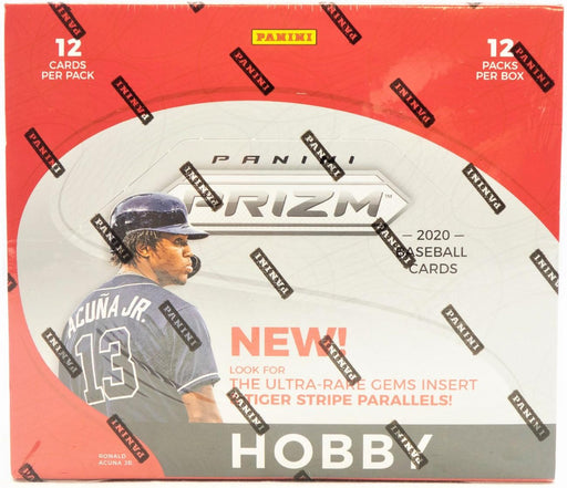 2020 Panini Prizm Baseball Hobby Box-Cherry Collectables