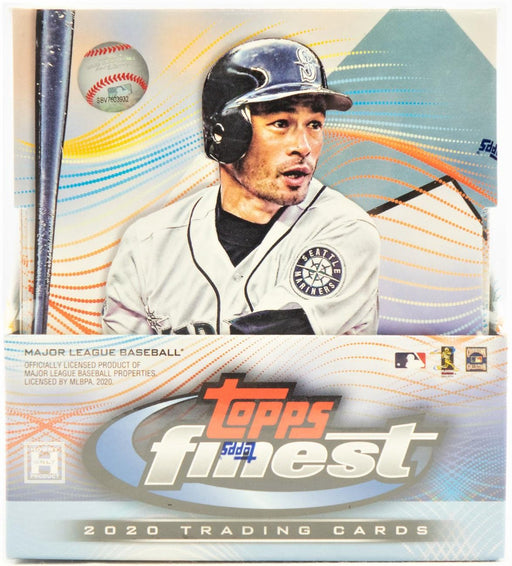 2020 Topps Finest Baseball Hobby Box-Cherry Collectables