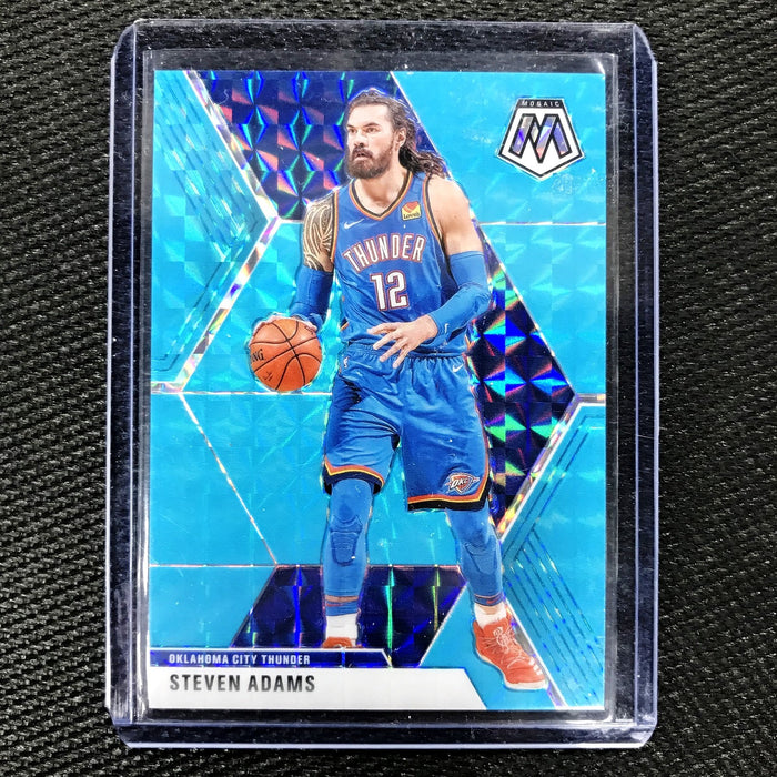 2019-20 Mosaic STEVEN ADAMS Light Blue Prizm 11/15-Cherry Collectables