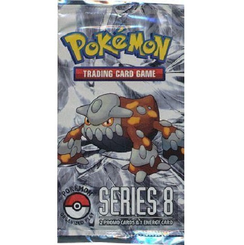 Pokemon TCG 2008 POP Series 8 Booster Pack-Cherry Collectables