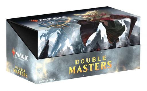 Magic the Gathering Double Masters Booster Box (Pre Order Aug)-Cherry Collectables