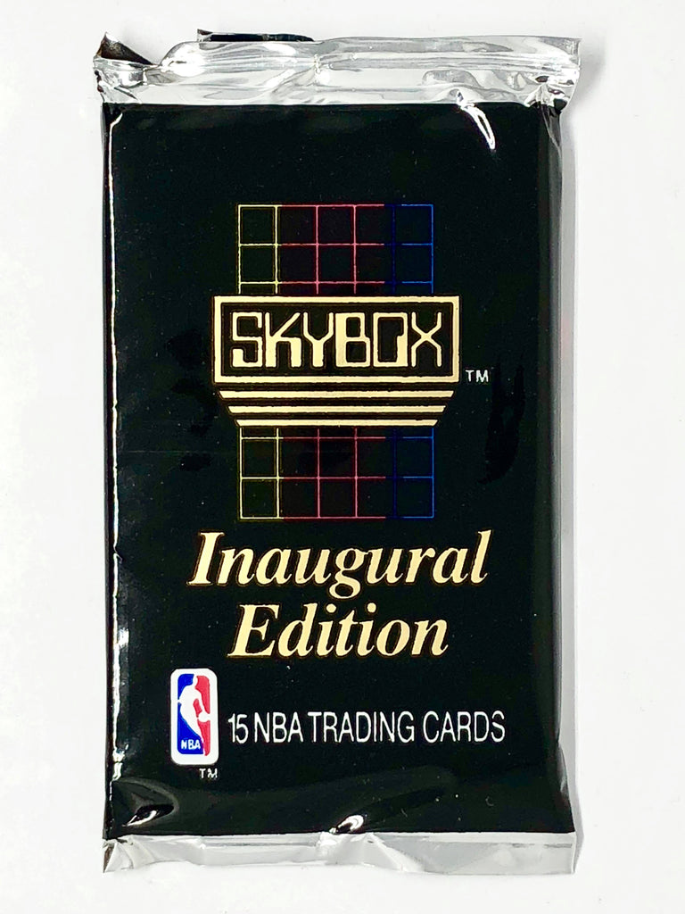 1990-91 Skybox Basketball Hobby Pack-Cherry Collectables