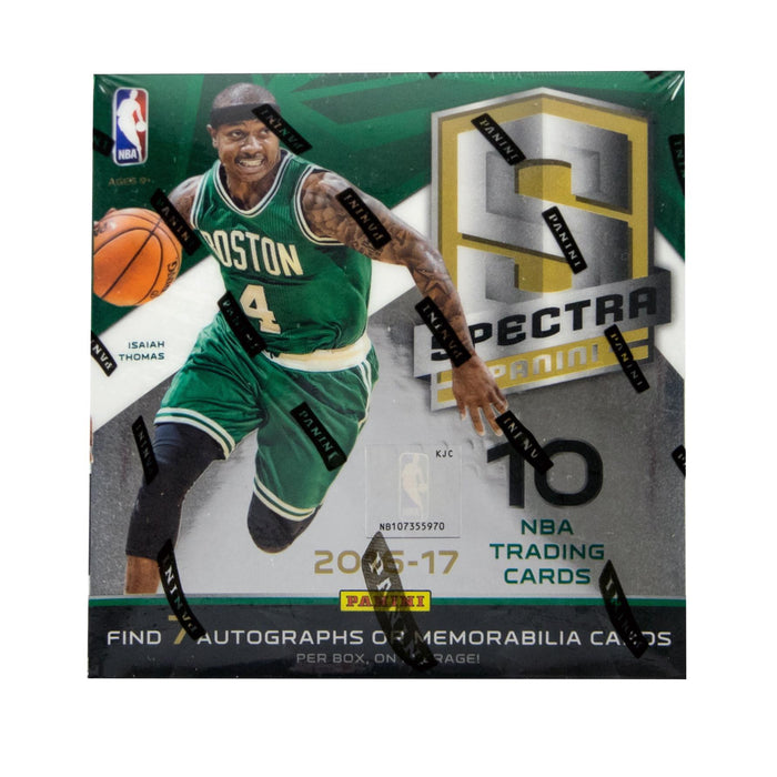 2016/17 Panini Spectra Basketball Hobby Box-Cherry Collectables