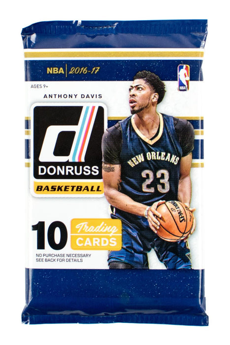 2016/17 Panini Donruss Basketball Retail Pack-Cherry Collectables