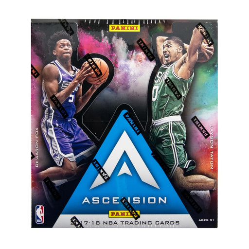 2017-18 Panini Ascension Basketball Hobby Box-Cherry Collectables