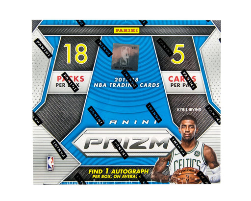 2017/18 Panini Prizm Fast Break Basketball Box-Cherry Collectables
