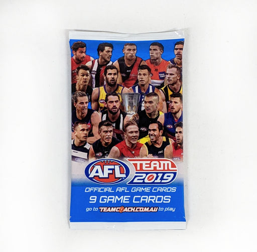 2019 AFL Teamcoach Hobby Pack-Cherry Collectables