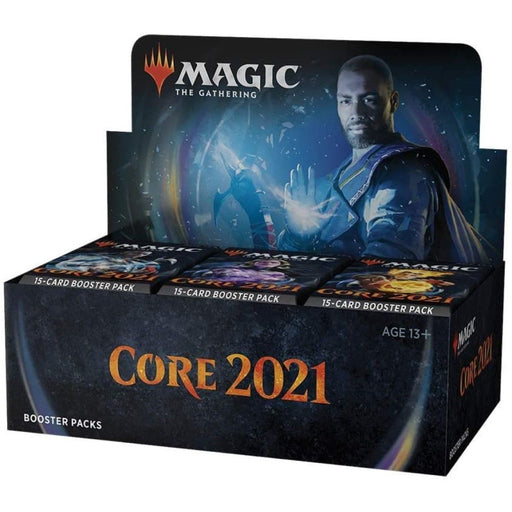 Magic the Gathering Core Set 2021 Draft Booster Box-Cherry Collectables