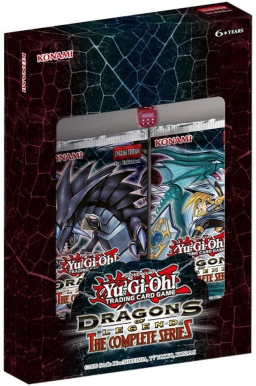 YU-GI-OH! TCG Dragons of Legend: The Complete Series Box-Cherry Collectables