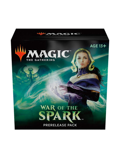 Magic the Gathering War of the Spark Prerelease Pack-Cherry Collectables