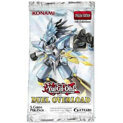Yu-Gi-Oh! TCG Duel Overload Collection Pack-Cherry Collectables