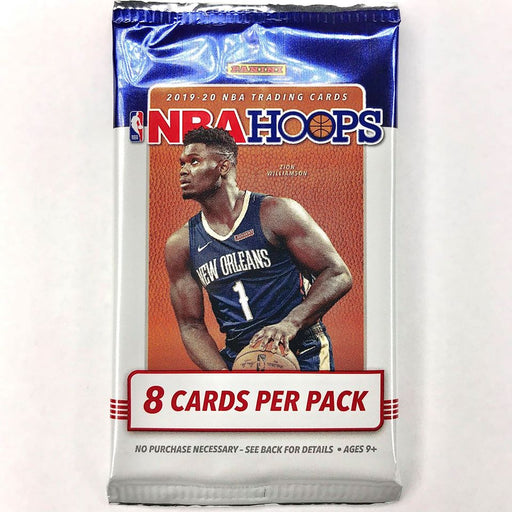 2019-20 Panini NBA Hoops Basketball Hobby Pack-Cherry Collectables