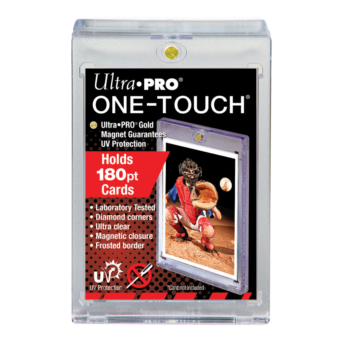 Ultra Pro 180pt. Magnetic One Touch Card Holder-Cherry Collectables