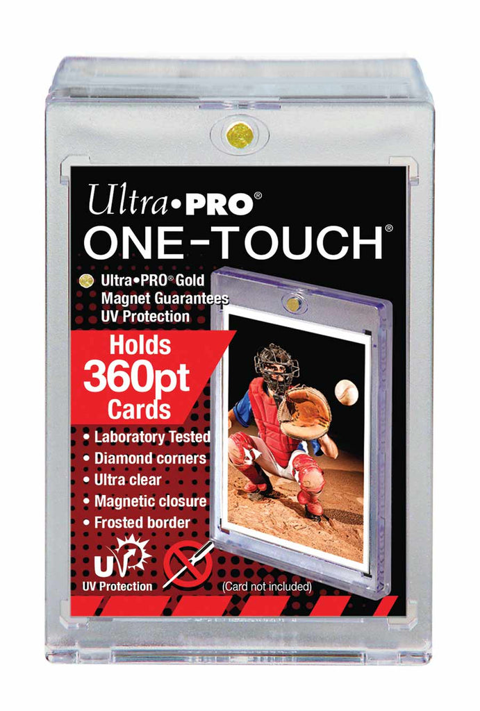 Ultra Pro 360pt. Magnetic One Touch Card Holder-Cherry Collectables