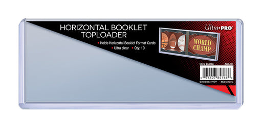 Ultra Pro - Horizontal Booklet Toploaders-Cherry Collectables