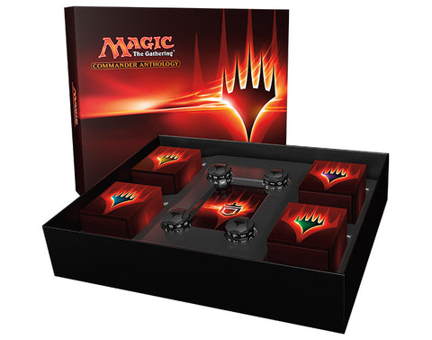 Magic the Gathering Commander Anthology-Cherry Collectables