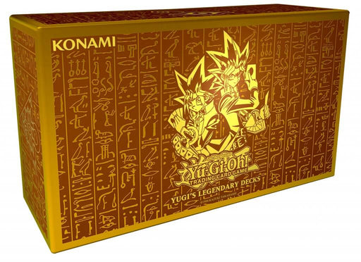YU-GI-OH! TCG King of Games - Yugi's Legendary Decks Reprint (Pre Order May)-Cherry Collectables