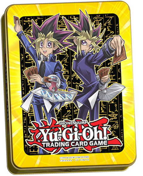 Yu-Gi-Oh! TCG Mega Tin 2017 - Yugi Muto (Pre Order Aug 2017)-Cherry Collectables