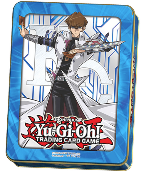 Yu-Gi-Oh! TCG Mega Tin 2017 - Kaiba (Pre Order Aug 2017)-Cherry Collectables