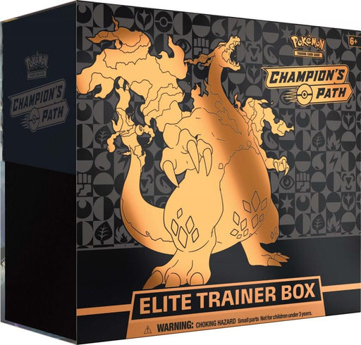 Pokemon TCG Champions Path Elite Trainer Box-Cherry Collectables