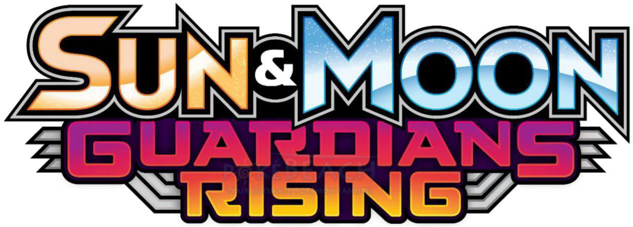 Pokemon TCG Sun & Moon Guardians Rising Booster Pack-Cherry Collectables