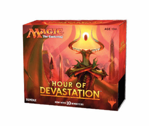 Magic the Gathering Hour of Devastation Bundle Box - Fat Pack-Cherry Collectables