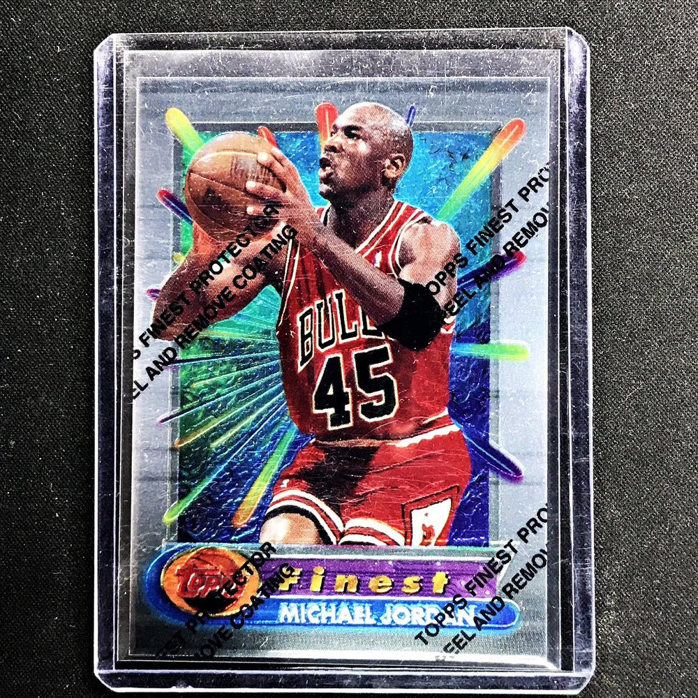 1994 Topps Finest MICHAEL JORDAN #331 - B-Cherry Collectables
