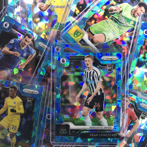 2019-20 Prizm EPL Soccer ONEL HERNANDEZ Blue Ice Rookie Prizm 23/75-Cherry Collectables
