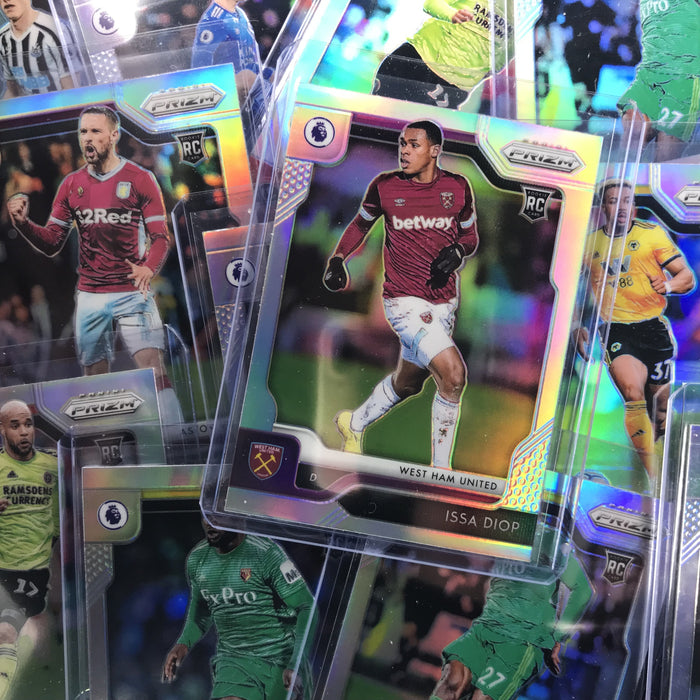 2019-20 Prizm EPL Soccer JACK O'CONNELL Rookie Silver Prizm #290-Cherry Collectables