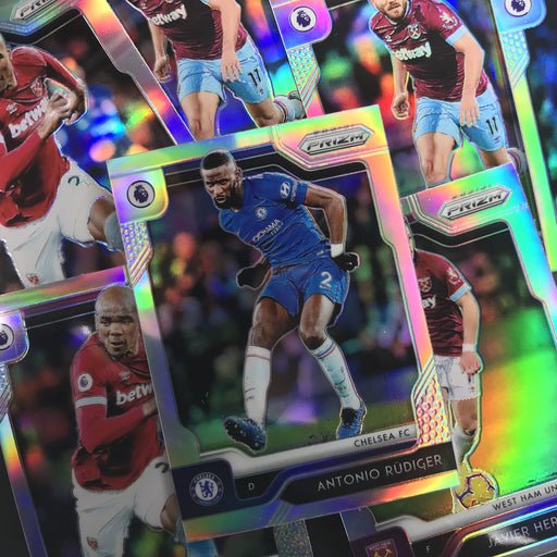 2019-20 Prizm EPL Soccer SILVER Prizm - Choose Your Player-Cherry Collectables