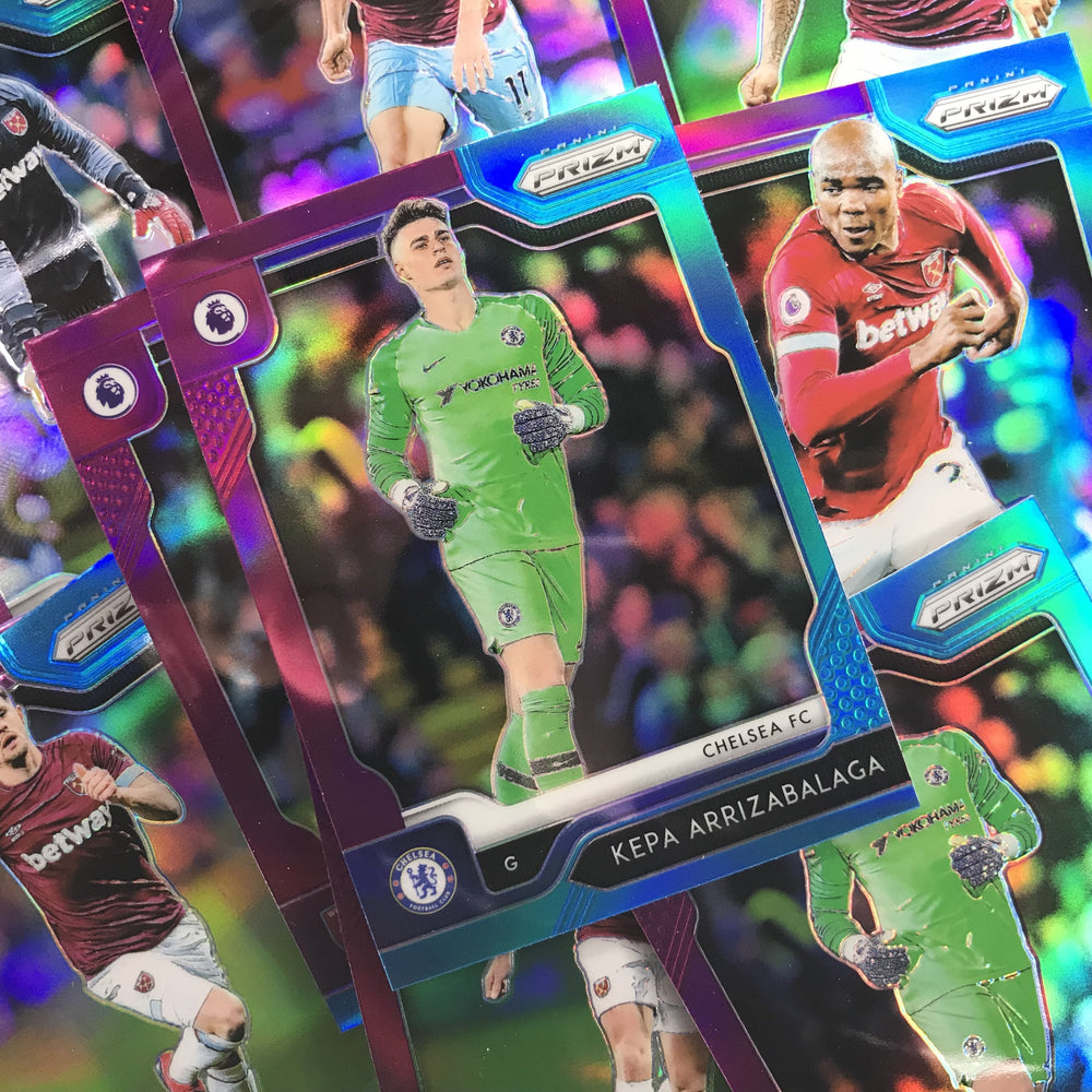 2019-20 Prizm EPL Soccer MULTICOLOR Prizm - Choose Your Player 2-Cherry Collectables