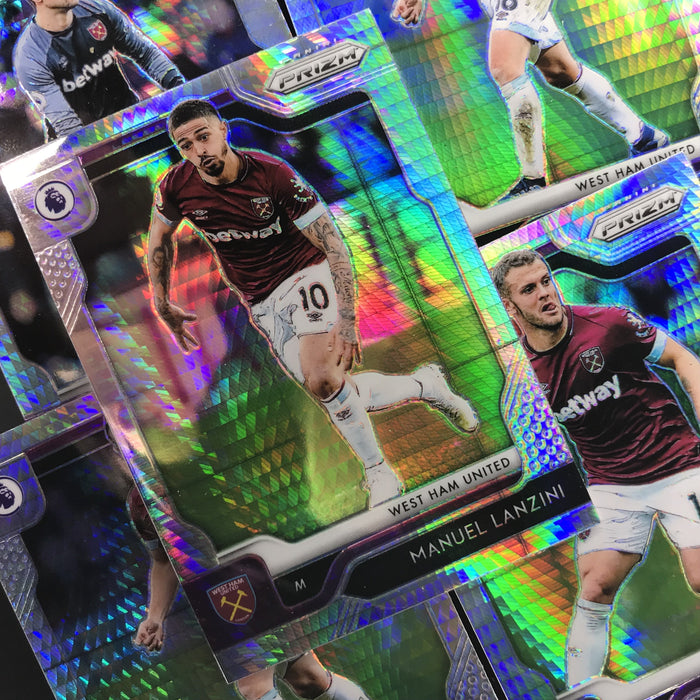 2019-20 Prizm EPL Soccer HYPER Prizm - Choose Your Player 2-Cherry Collectables