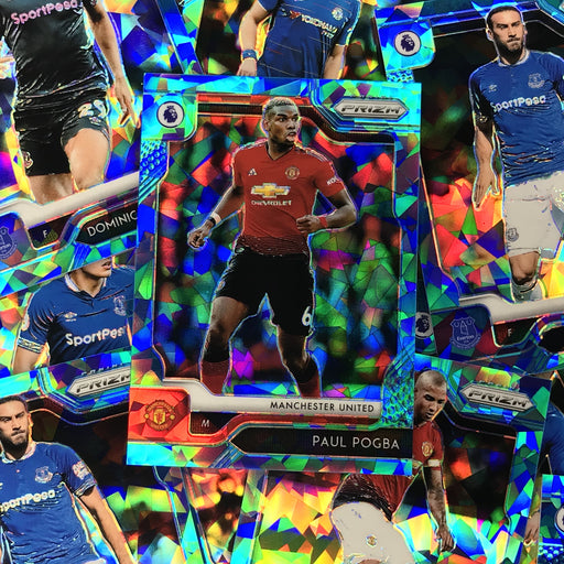 2019-20 Prizm EPL Soccer BLUE ICE Prizm /75 - Choose Your Player-Cherry Collectables
