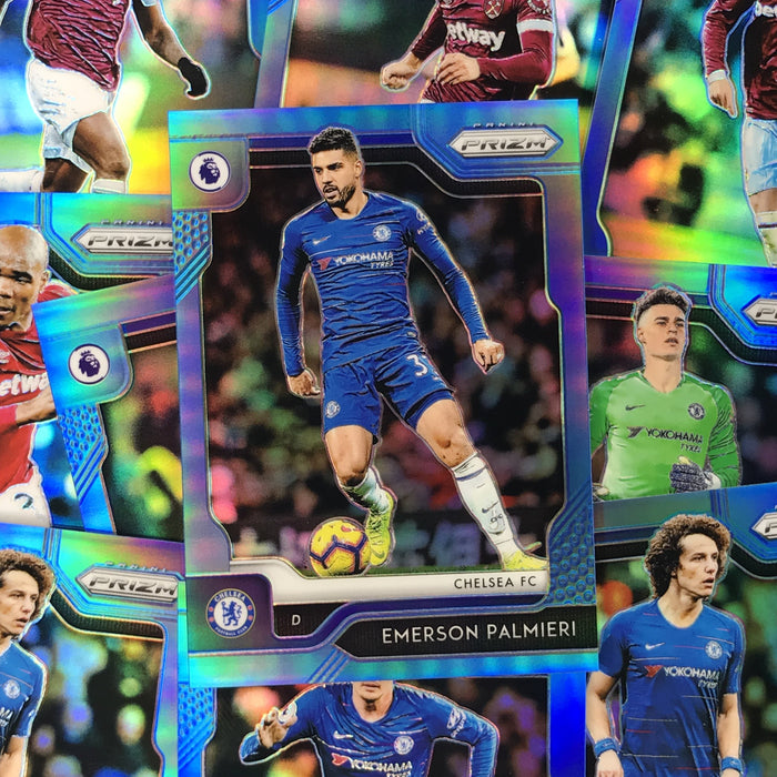 2019-20 Prizm EPL Soccer BLUE Prizm /199 - Choose Your Player 1-Cherry Collectables