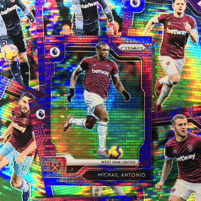 2019-20 Prizm EPL Breakaway Soccer PURPLE Prizm /75 - Choose Your Player 1-Cherry Collectables