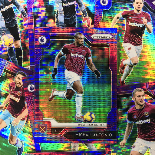 2019-20 Prizm EPL Breakaway Soccer PURPLE Prizm /75 - Choose Your Player 5-Cherry Collectables