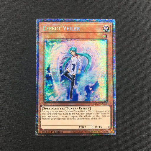 Effect Veiler - ETCO-EN100 - Starlight / Prismatic Rare 1st Edition (A)-Cherry Collectables