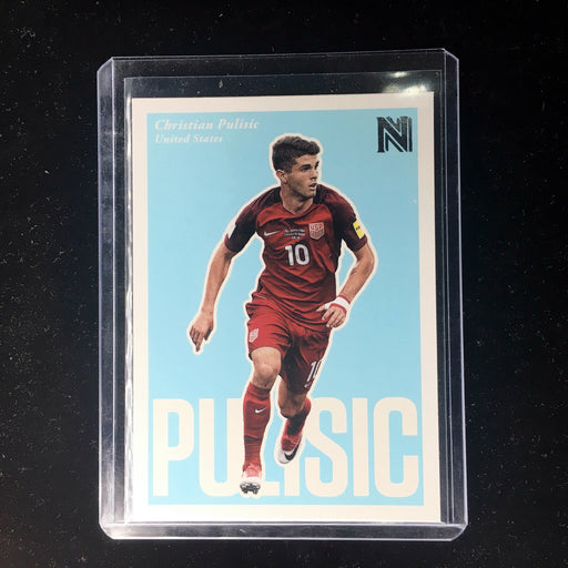 2017 Nobility CHRISTIAN PULISIC USA #100-Cherry Collectables