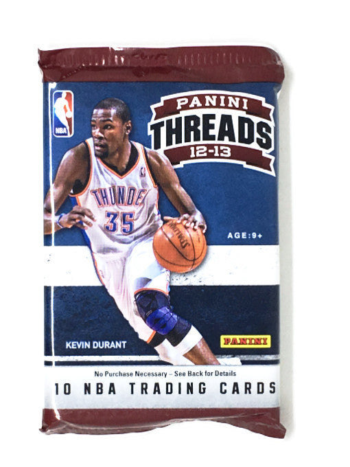 2012/13 Panini Threads Basketball Retail Pack-Cherry Collectables