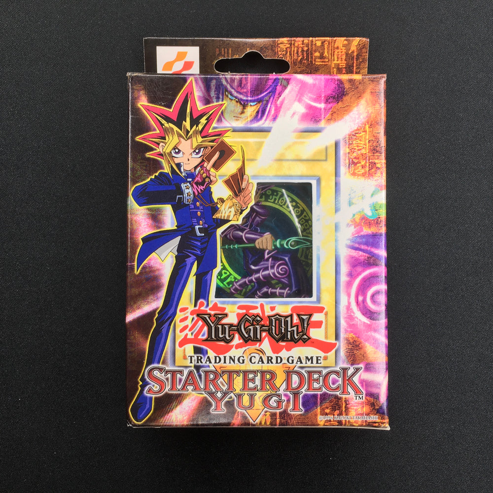 2002 Yu-Gi-Oh! Starter Deck Yugi Unlimited Edition US PRINT (A)-Cherry Collectables