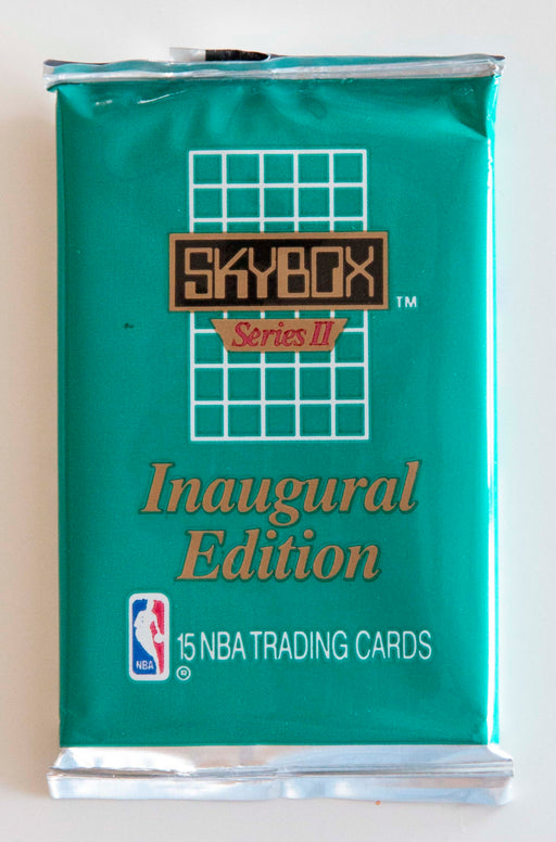 1990-91 Skybox Basketball Series II Hobby Pack-Cherry Collectables
