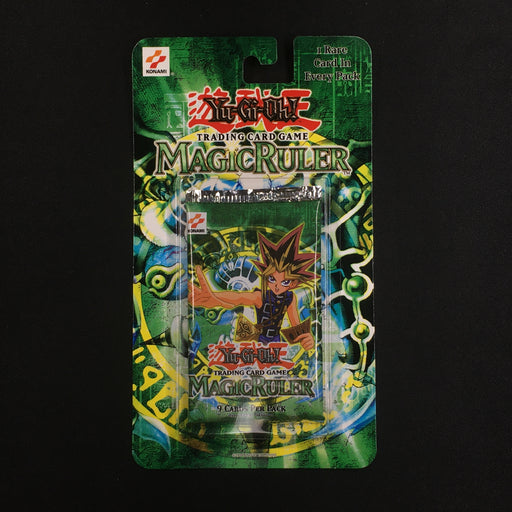 Yu-Gi-Oh! TCG 2002 Magic Ruler Blister Booster Pack-Cherry Collectables
