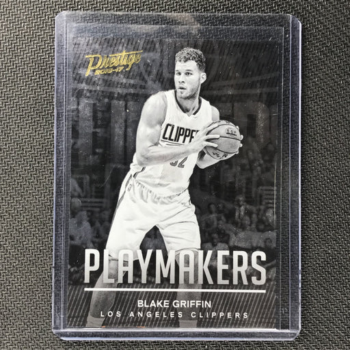 2016-17 Prestige BLAKE GRIFFIN Playmakers Case Hit SSP #27-Cherry Collectables