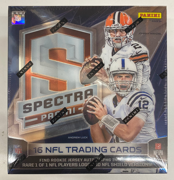2014 Panini Spectra Football Hobby Box-Cherry Collectables