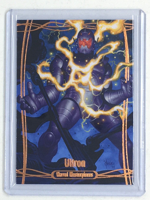 2016 Marvel Masterpieces ULTRON 15/99 #67 - Cherry Collectables