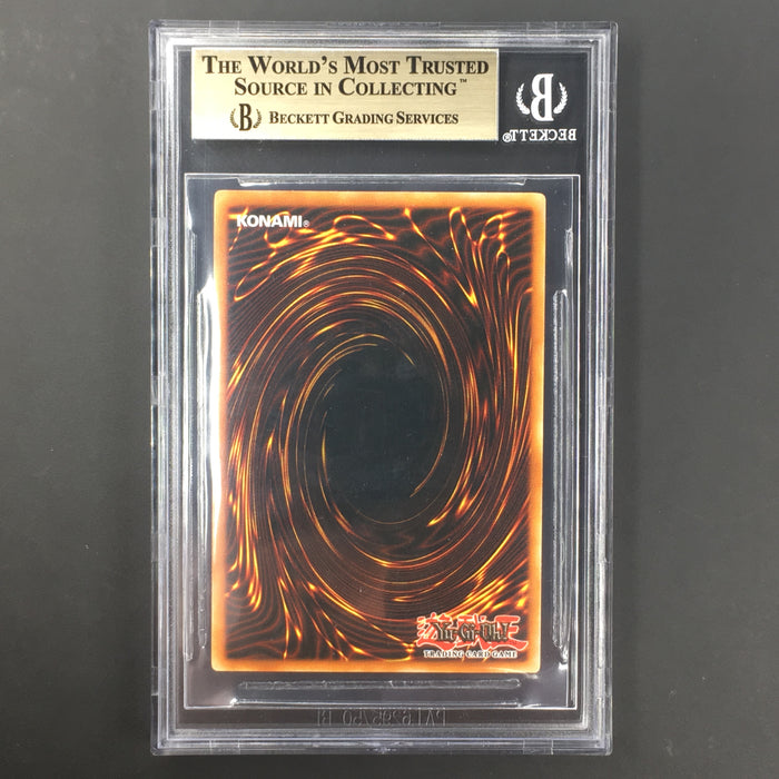 Harpie's Feather Duster - TP8-EN002 - Super Rare BGS 9.5-Cherry Collectables