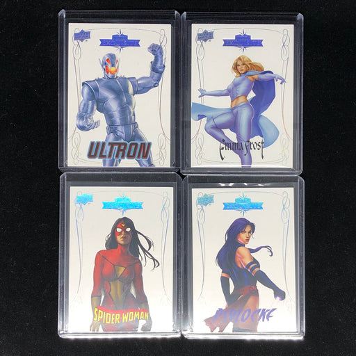 2016 Marvel Gems Exquisite /199 - Pick Your Card-Cherry Collectables